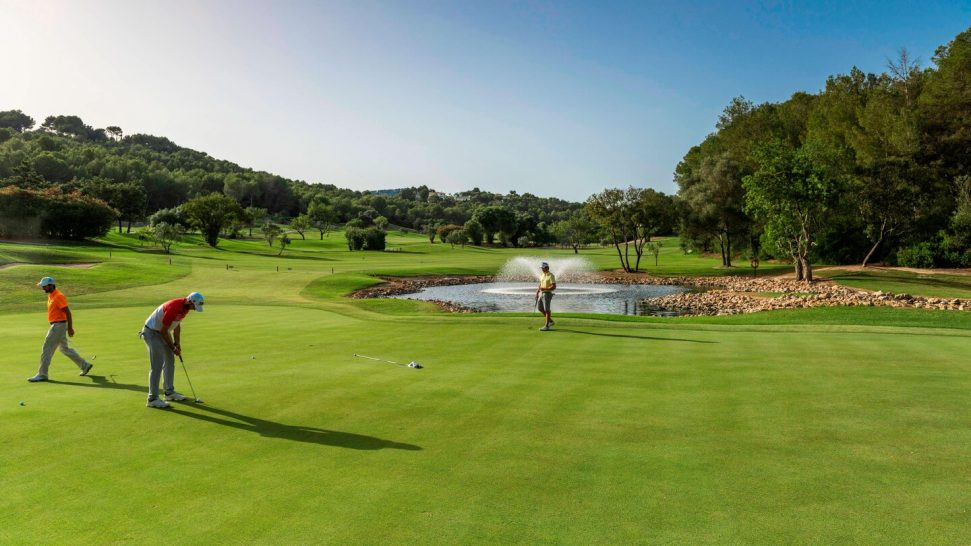 Castillo Hotel Son Vida, a Luxury Collection Hotel, Mallorca Golf