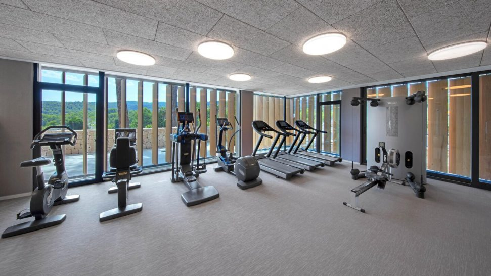 Castillo Hotel Son Vida, a Luxury Collection Hotel, Mallorca Gym