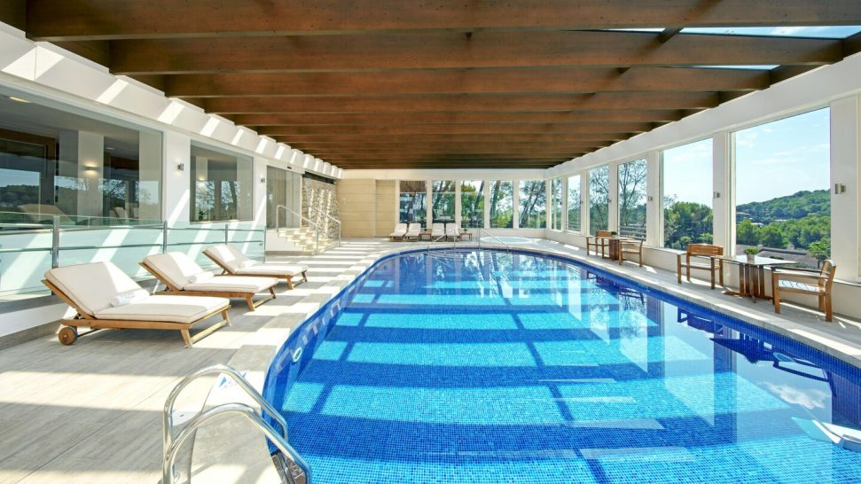 Castillo Hotel Son Vida, a Luxury Collection Hotel, Mallorca Indoor Pool