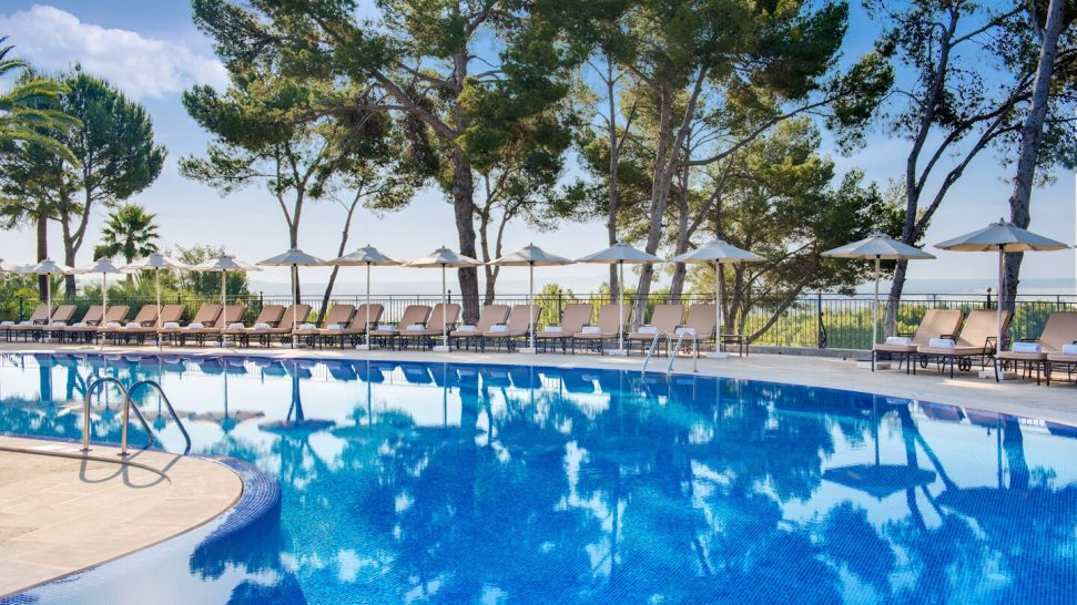 Castillo Hotel Son Vida, a Luxury Collection Hotel, Mallorca Pool