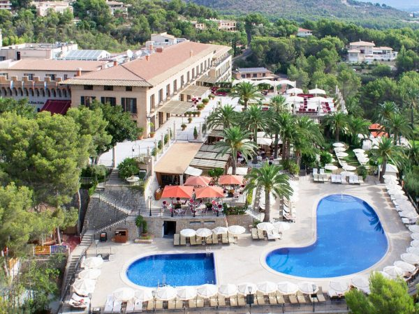Castillo Hotel Son Vida, a Luxury Collection Hotel, Mallorca Top View