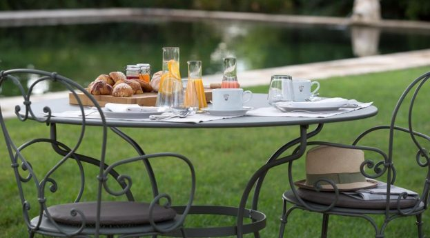 Ch?teau De Fonscolombe Breakfast & brunch