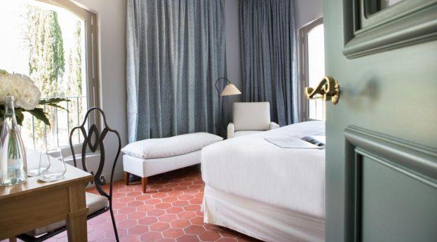 Ch?teau De Fonscolombe Deluxe Room