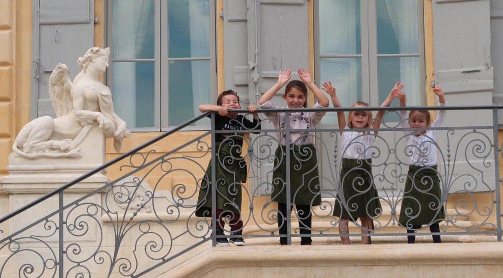Ch?teau De Fonscolombe Kids Club