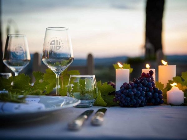 Conti di San Bonifacio Wine and Wellness Retreat Artisan Food and Wine Pairing Dinner