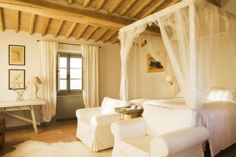 Conti di San Bonifacio Wine and Wellness Retreat Romantic Master Suite With Private Terrace