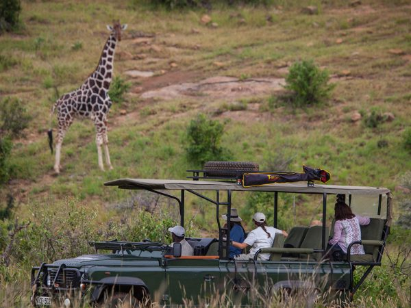Elewana Loisaba Lodo Springs Game Drives
