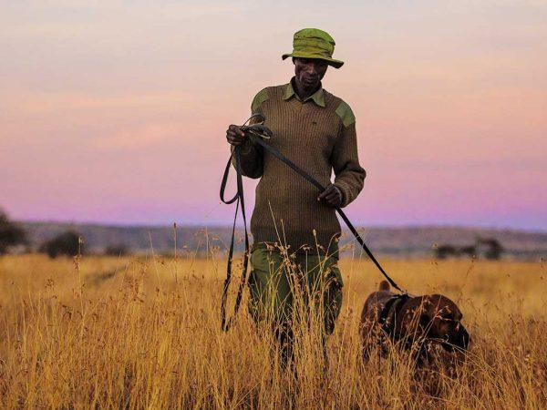 Elewana Loisaba Lodo Springs Loisaba Conservancy's Anti Poaching Unit