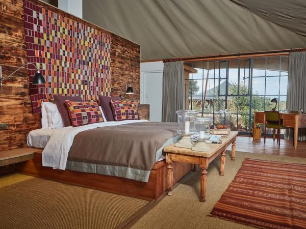Elewana Loisaba Lodo Springs Luxury Tented Room