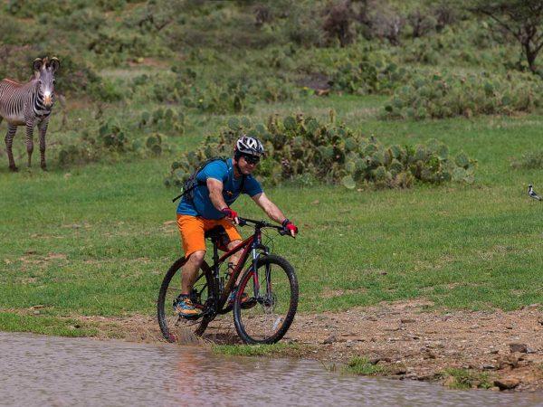 Elewana Loisaba Lodo Springs Mountain Biking