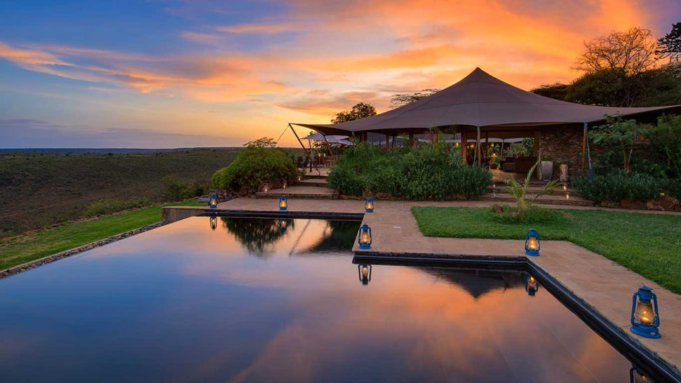 Elewana Loisaba Lodo Springs Pool