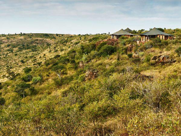 Elewana Loisaba Lodo Springs View
