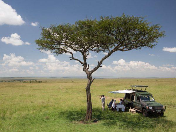 Elewana Sand River Masai Mara Bush Meals