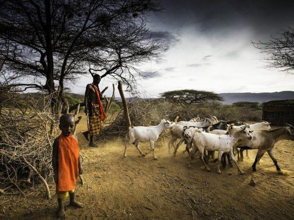 Elewana Sand River Masai Mara Cultural Village or School Visit