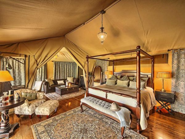 Elewana Sand River Masai Mara Luxury Tented Suites