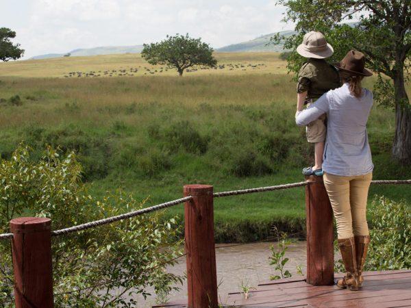 Elewana Sand River Masai Mara View