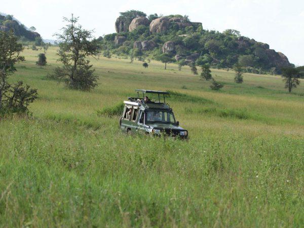 Elewana Serengeti Pioneer Camp Moru Kopjes
