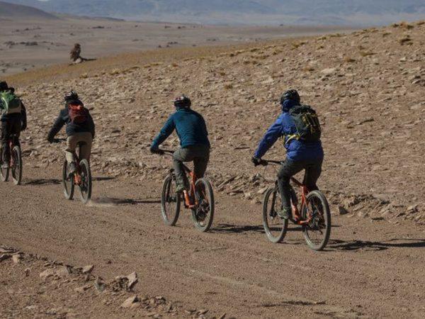 Explora Atacama Chile Bike Including