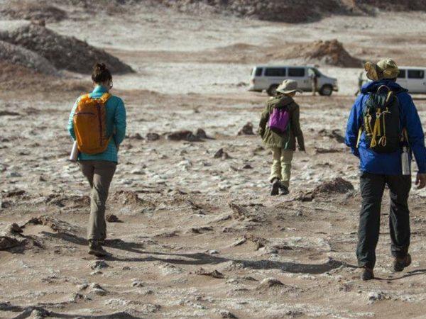 Explora Atacama Chile High Mountain Hiking