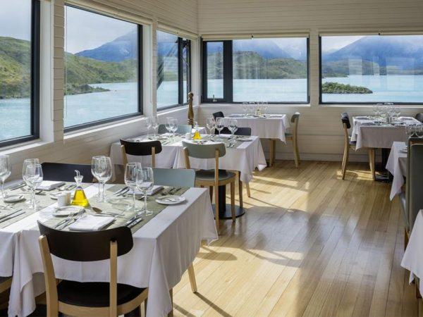 Explora Patagonia Torres Del Paine National Park Dining Table
