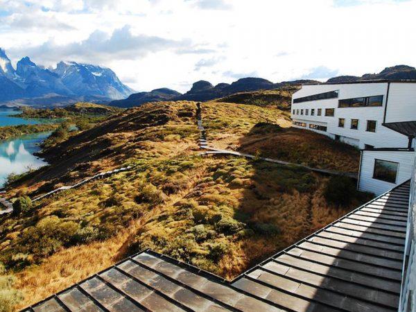 Explora Patagonia Torres Del Paine National Park Hotel View