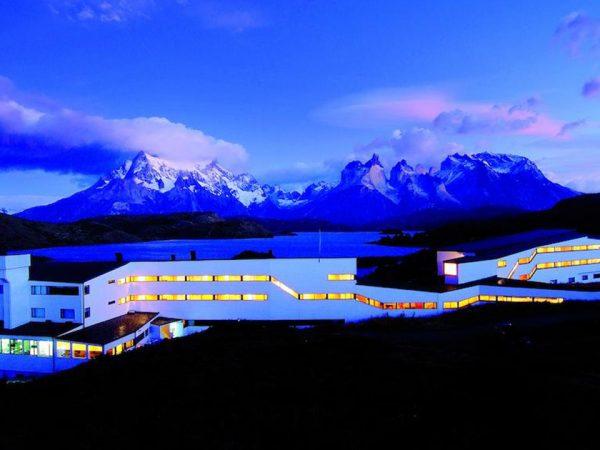 Explora Patagonia Torres Del Paine National Park Night View