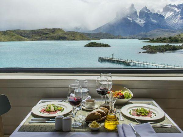 Explora Patagonia Torres Del Paine National Park Private Dining