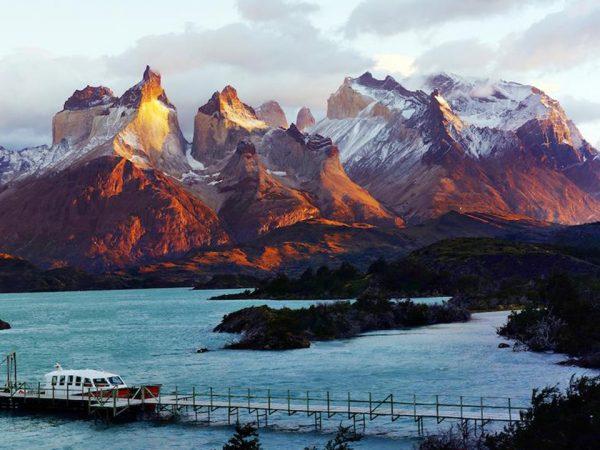 Explora Patagonia Torres Del Paine National Park River View