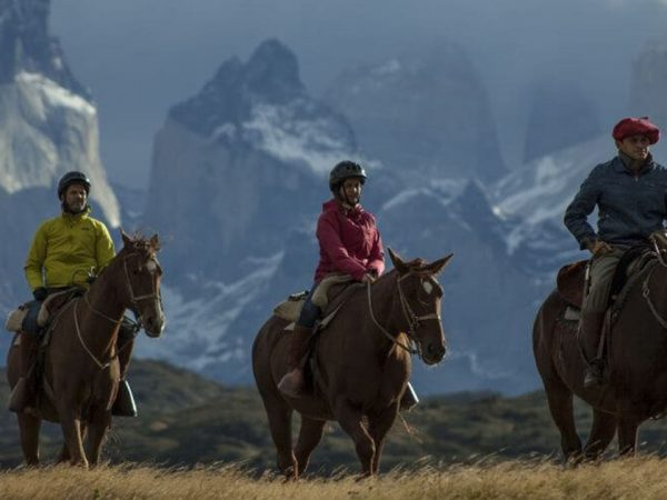 Explora Patagonia Torres Del Paine National Park horseback rides