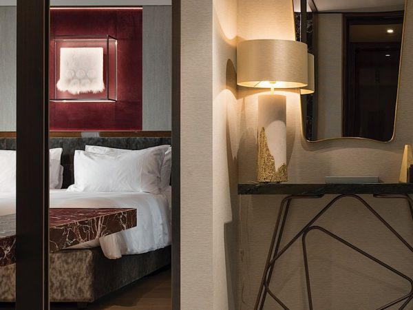 Fendi Private Suites Deluxe Suite 4
