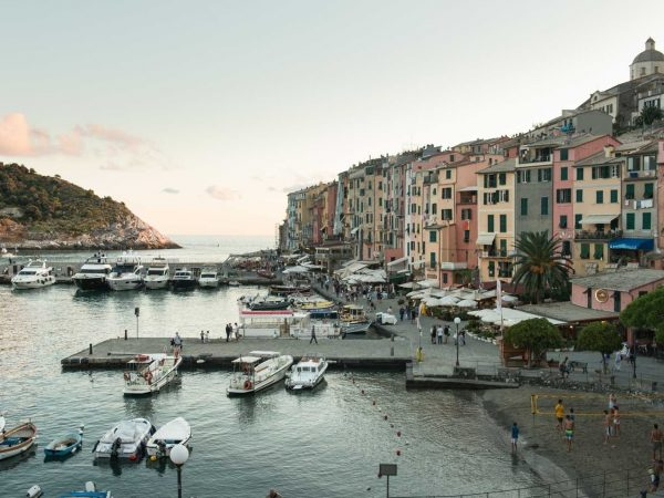 Grand Hotel Portovenere City View