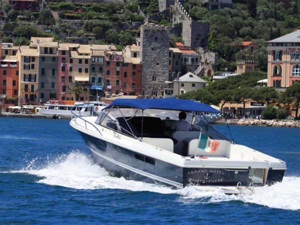 Grand Hotel Portovenere Motor Boat