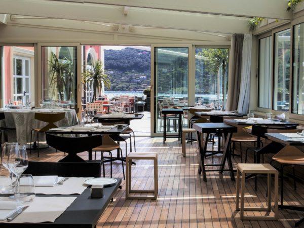 Grand Hotel Portovenere Palmaria Restaurant