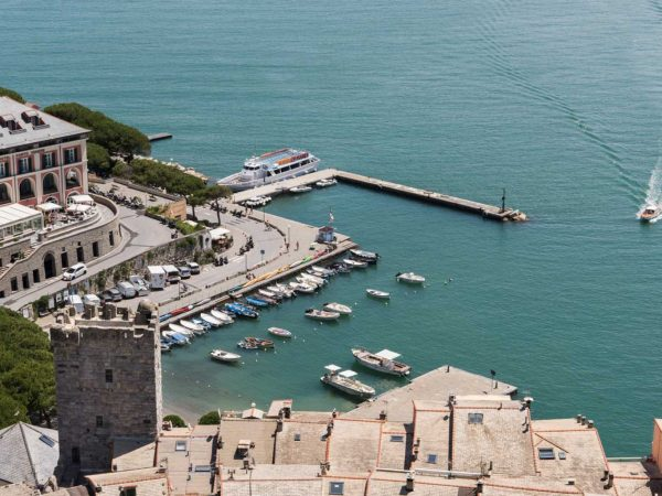 Grand Hotel Portovenere View