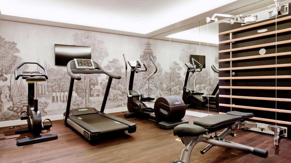 Grand Hotel du Palais Royal Gym