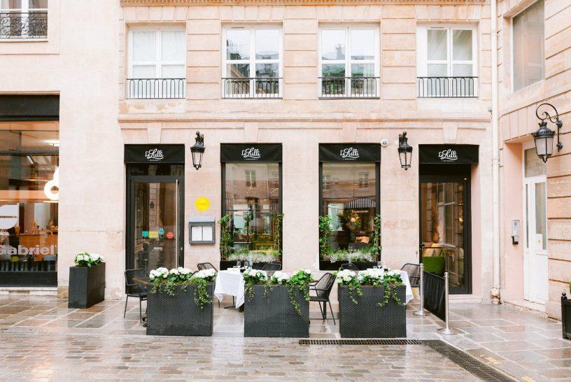 Grand Hotel du Palais Royal Le Lulli Restaurant