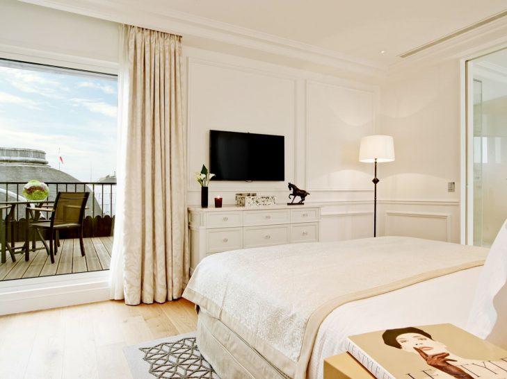 Grand Hotel du Palais Royal Panoramic Suite