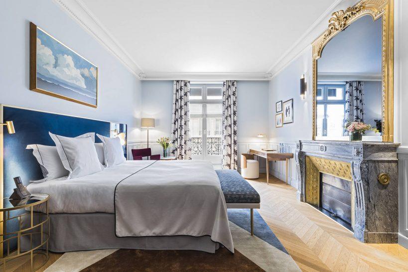 Grand Powers Hotel Paris Executive Room