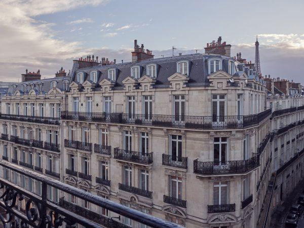 Grand Powers Hotel Paris Exterior
