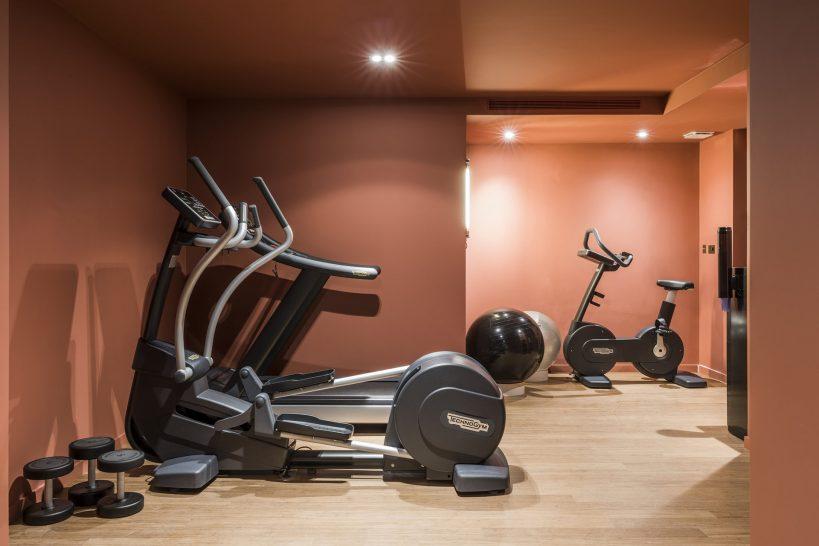 Grand Powers Hotel Paris Gym