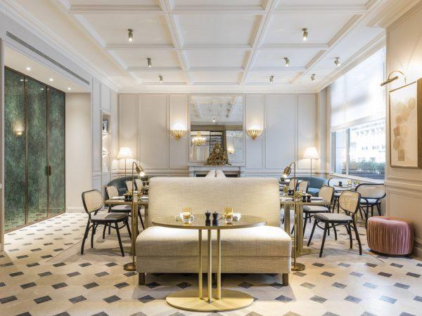 Grand Powers Hotel Paris Interior
