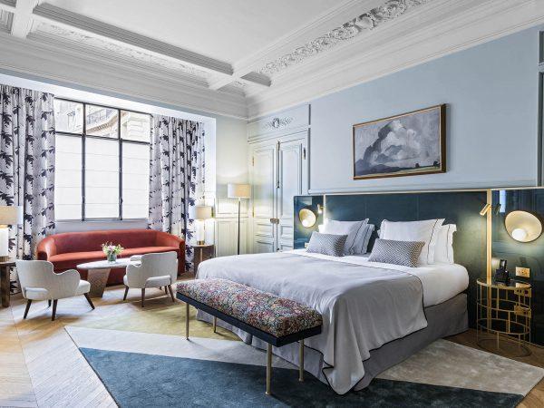 Grand Powers Hotel Paris Junior Suite