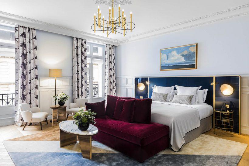 Grand Powers Hotel Paris Junior Suite Prestige