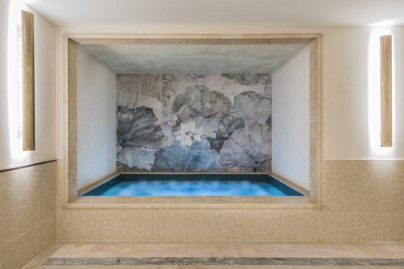 Grand Powers Hotel Paris Pool