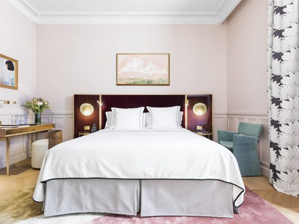 Grand Powers Hotel Paris Superior Room
