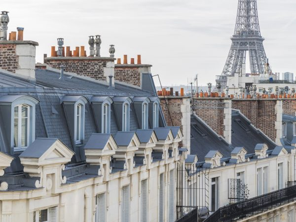 Grand Powers Hotel Paris View