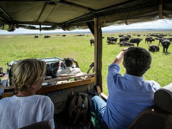Great Plains Conservation Mara Expedition Photography