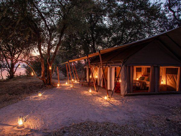 Great Plains Conservation Sapi Explorers Camp Exterior
