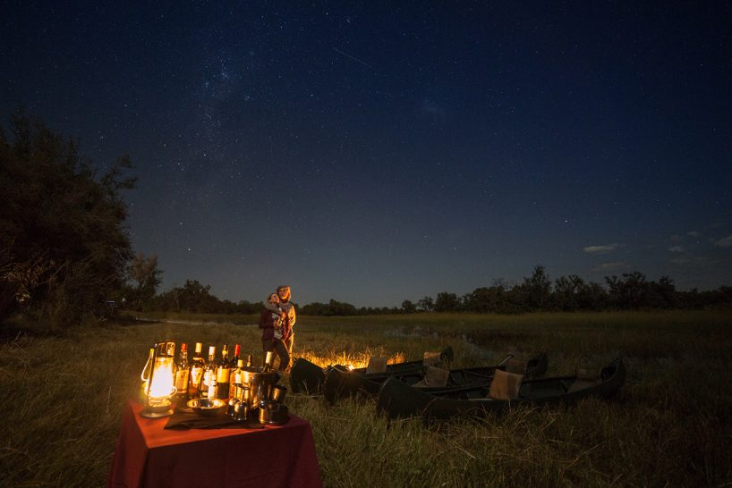 Great Plains Conservation Selinda Adventure Trail Bar