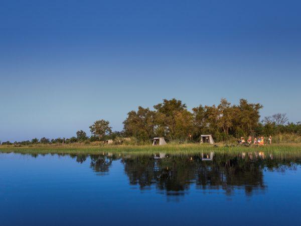 Great Plains Conservation Selinda Adventure Trail Lobby